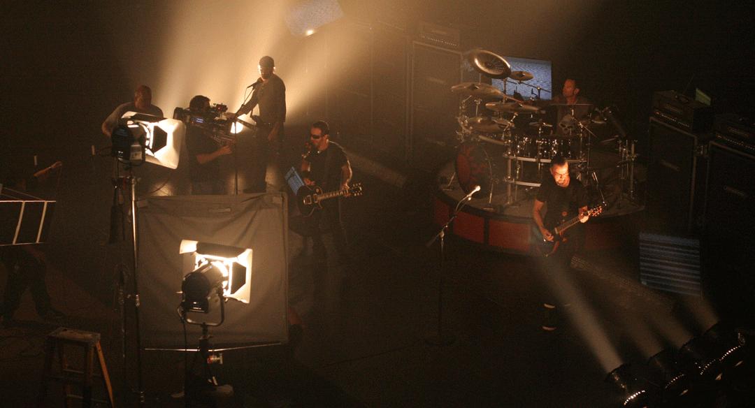Godsmack NE Studios Troy Smith