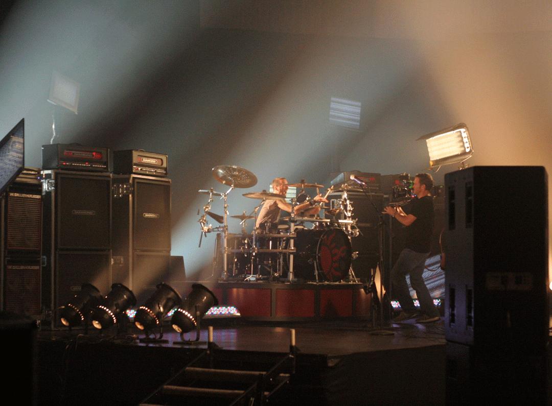 Godsmack 1000hp music video NE Studios