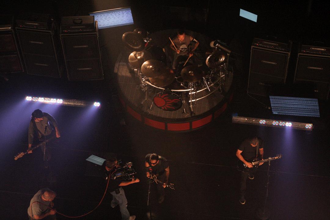 Godsmack 1000hp Video NE Studios