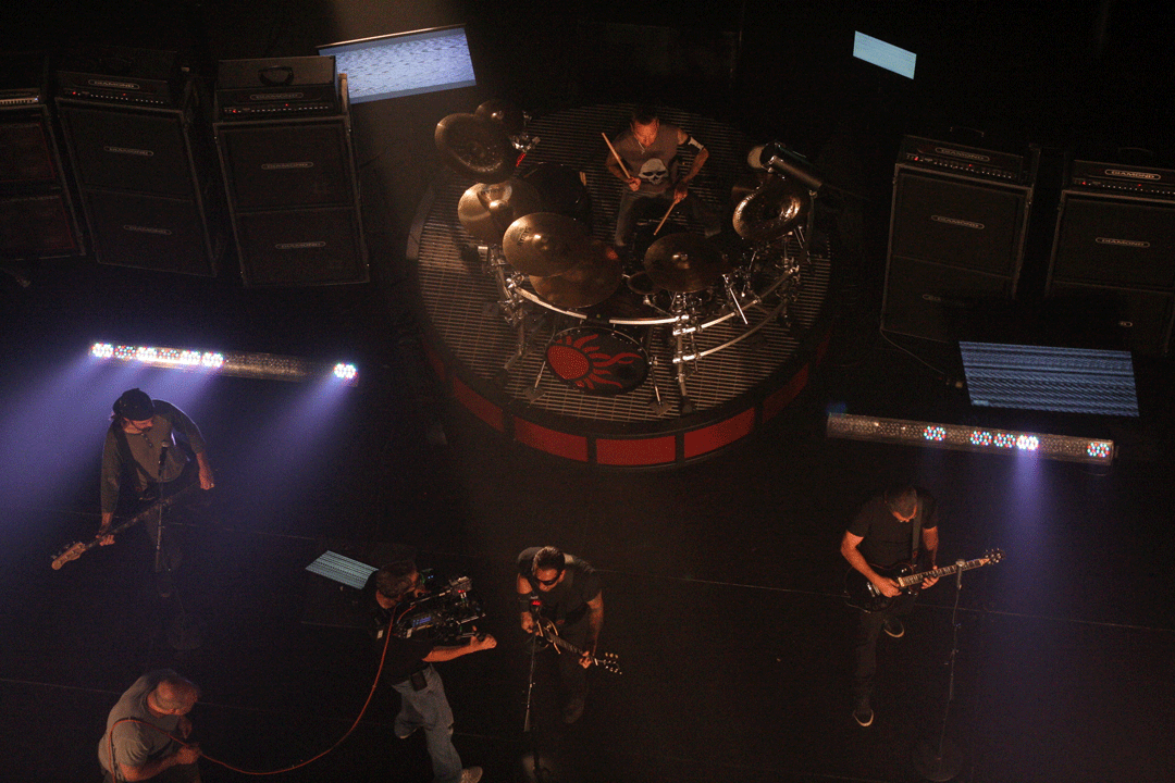 Godsmack 1000hp Video NE Studios
